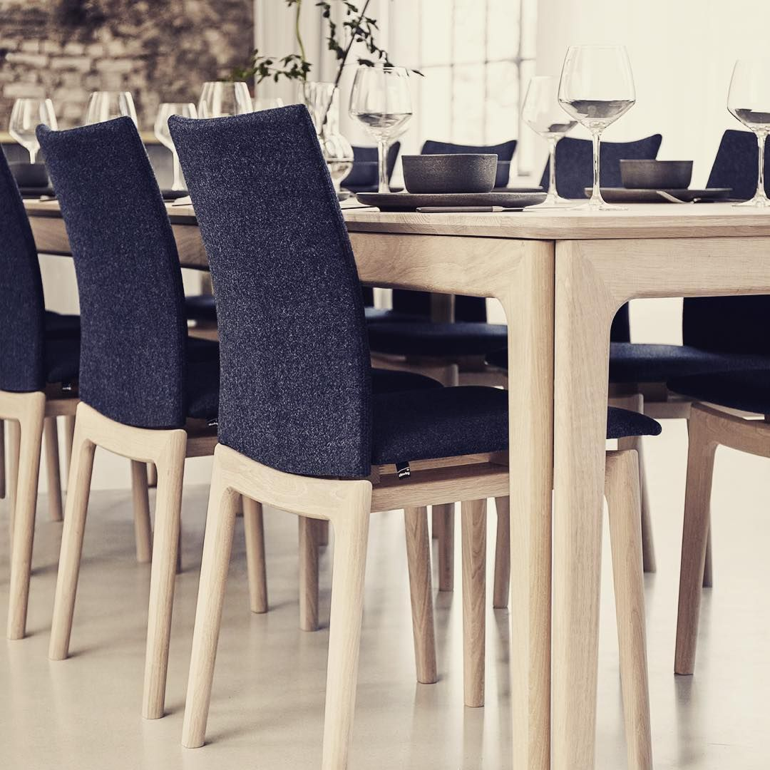 Skovby 27 Dining Table From 6 20 Persons Furniture Produced In