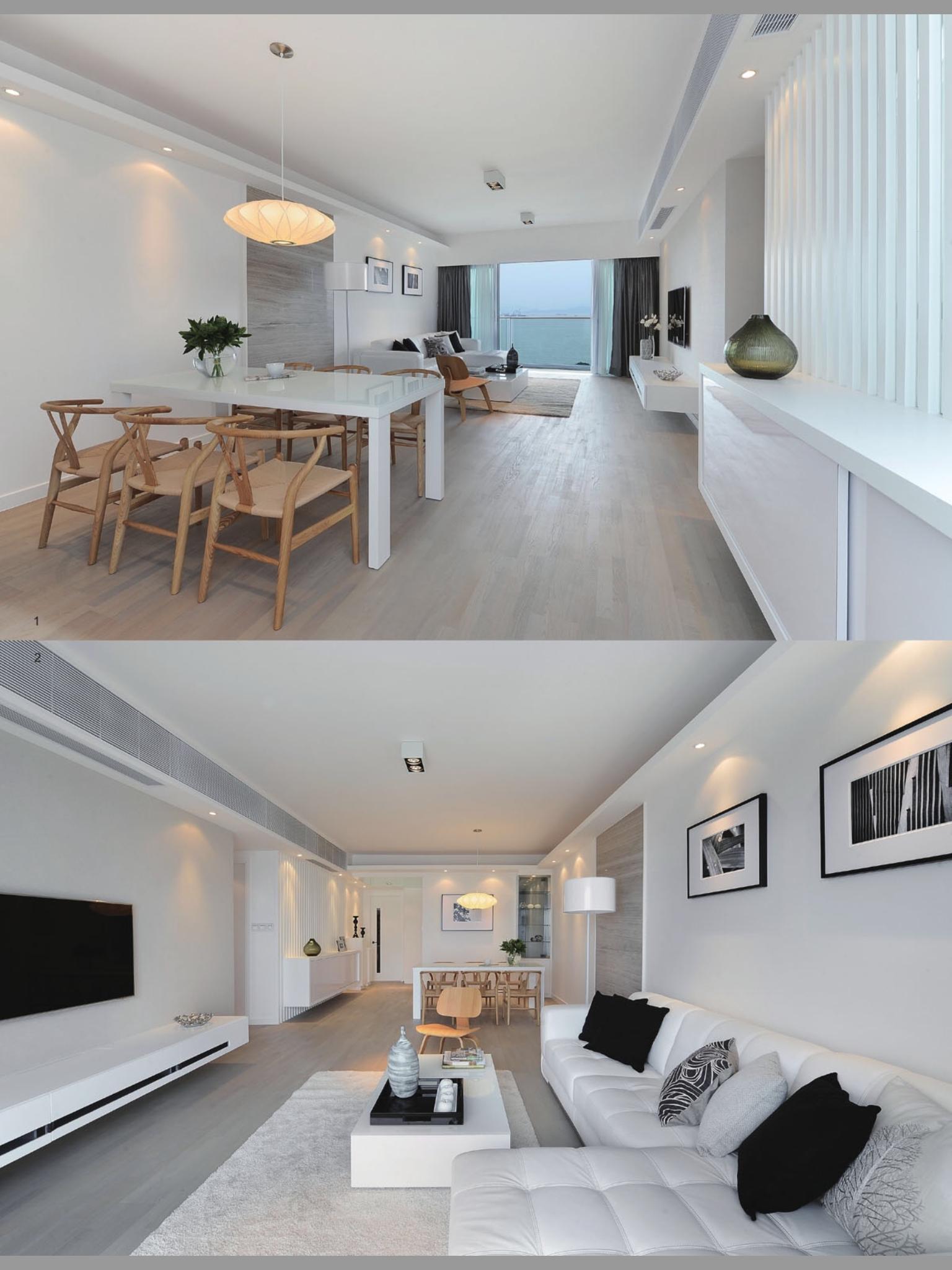 Pin di tantingyang su living rooms nel 2019 decoraci n for Appartamenti decor