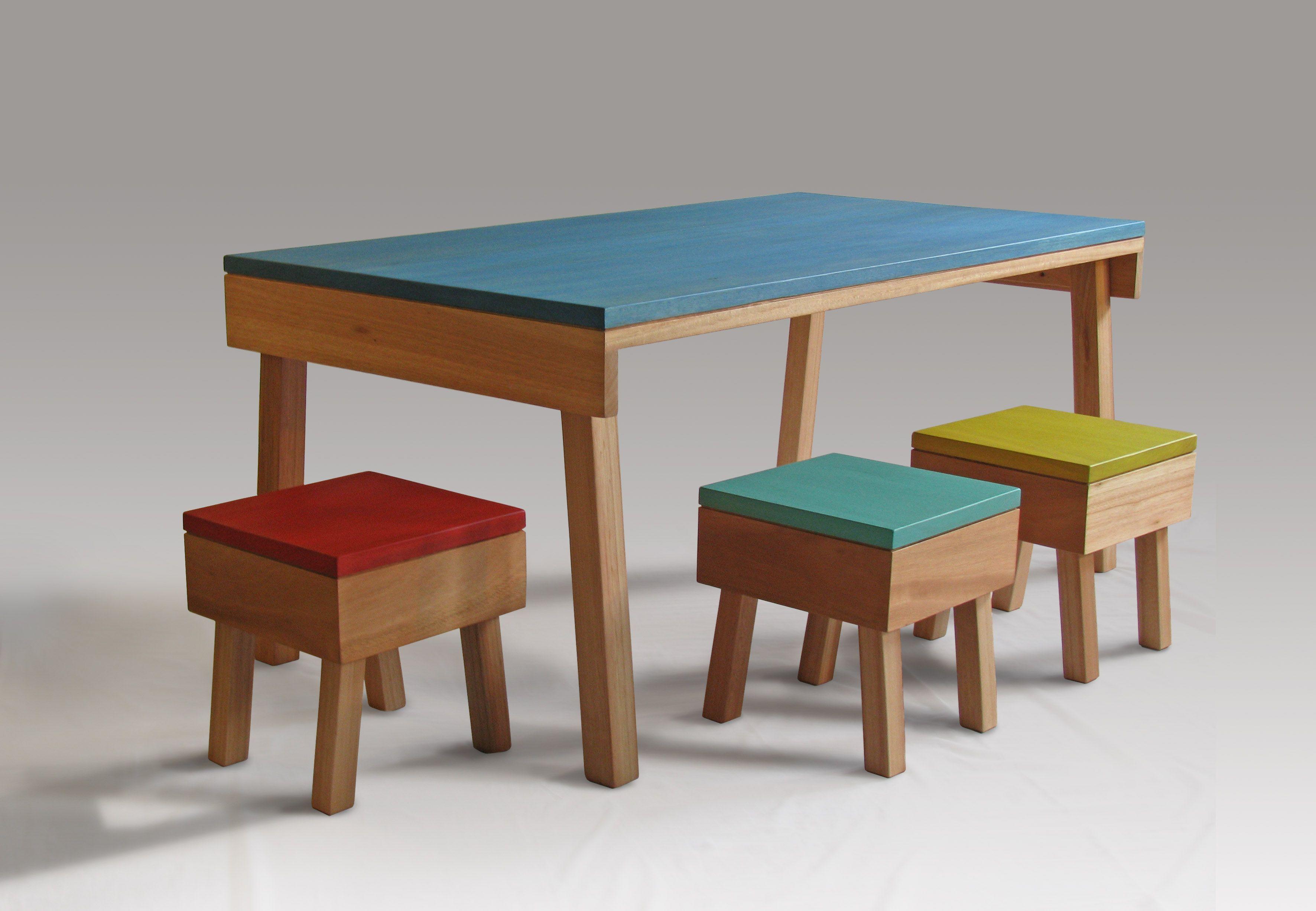Peq Sistema De Mobiliario Escolar By Muar Dise O Uruguay  # Muebles Artesanales Casa Muar