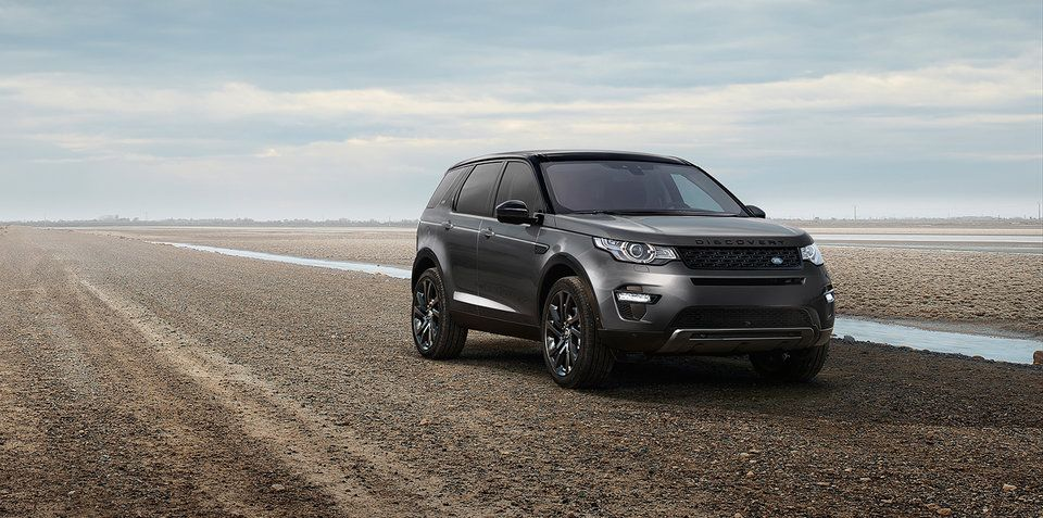 2017 Land Rover Discovery Sport update revealed Land