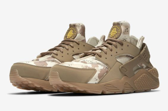 d327f5763074 Official Images  Nike Air Huarache Desert Camo Check out the official  images of the new