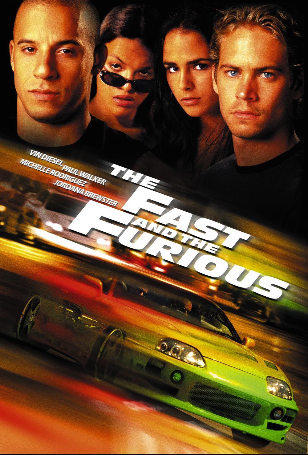 Nonton Film Fast And Furious 4 : nonton, furious, Furious, (2001), Movie,, Furious,, Movie