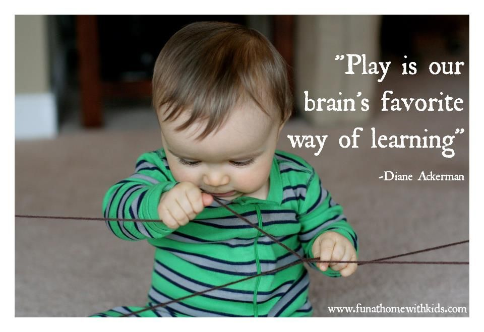 Ten Inspiring Quotes About The Importance Of Play