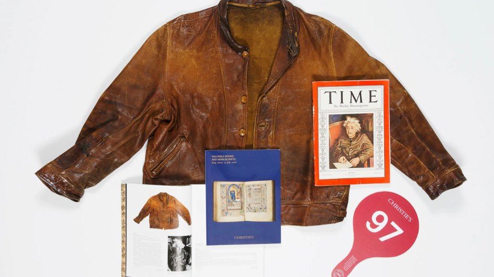 This Might Be the Most Famous Jacket in Levi's History in