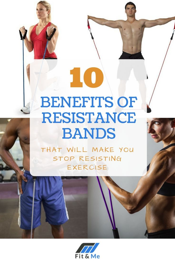 Benefits of Resistance Bands That Will Make You Stop Resisting