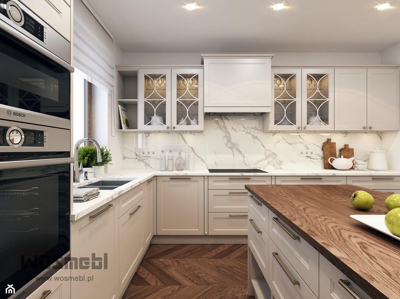 Pin By Patrycja On Nowoczesne Kuchnie Kitchen Kitchen Cabinets Home Decor