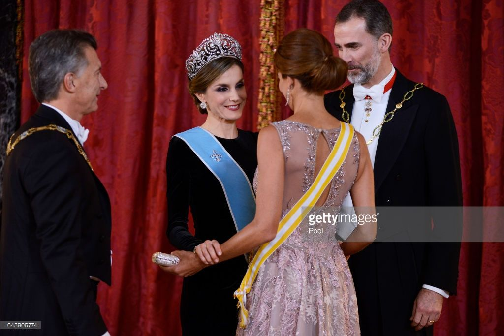 King Of Spain Wife