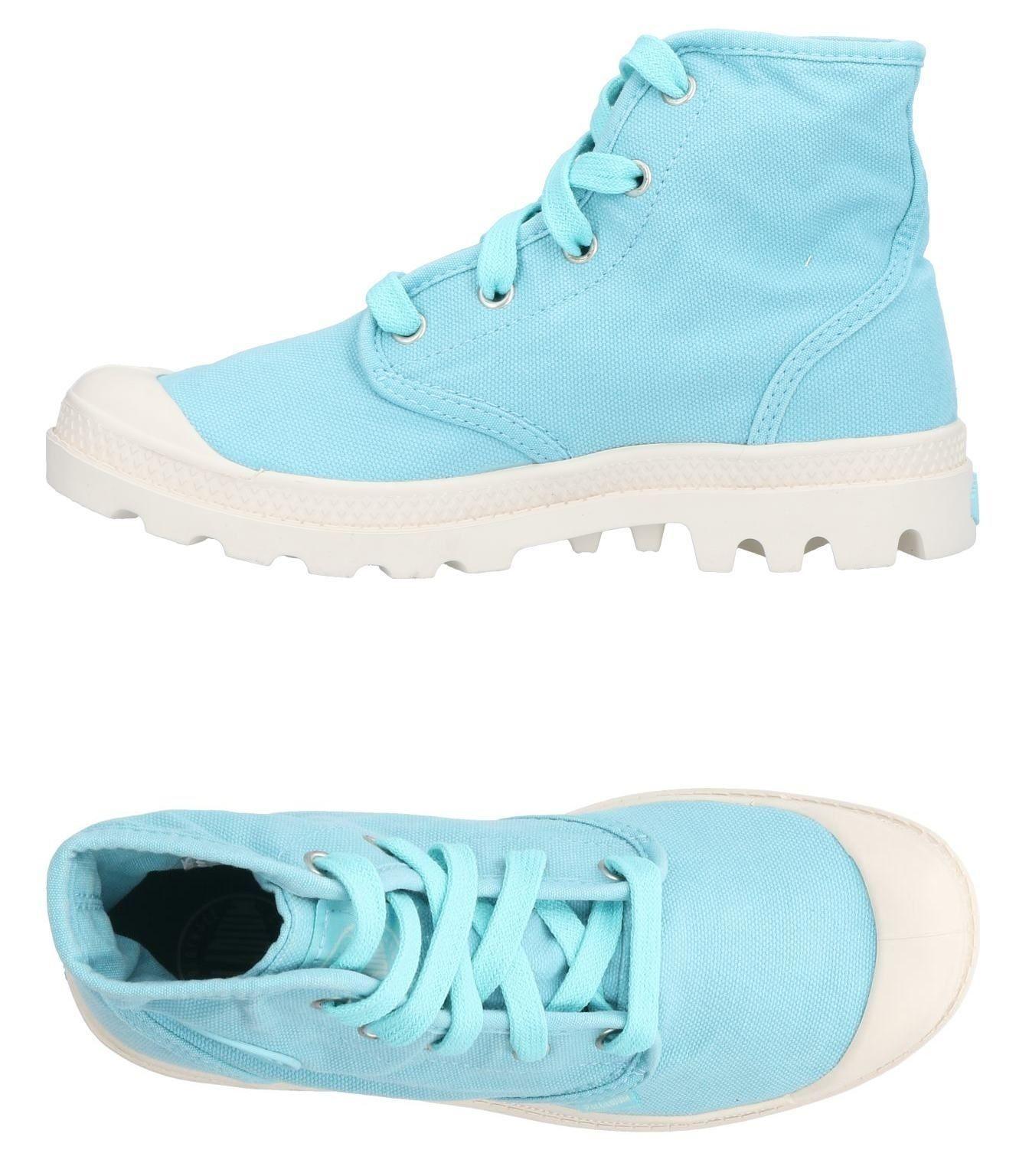184f70af8338 PALLADIUM Sneakers Sky Blue Botas De Paladio