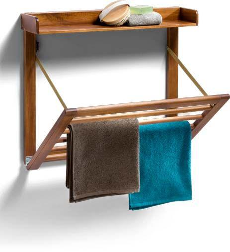 Das Gibt Es Nur Bei Tchibo Kleine Badezimmer Inspiration Handtuchhalter Badezimmer Handtuchhalter Wand