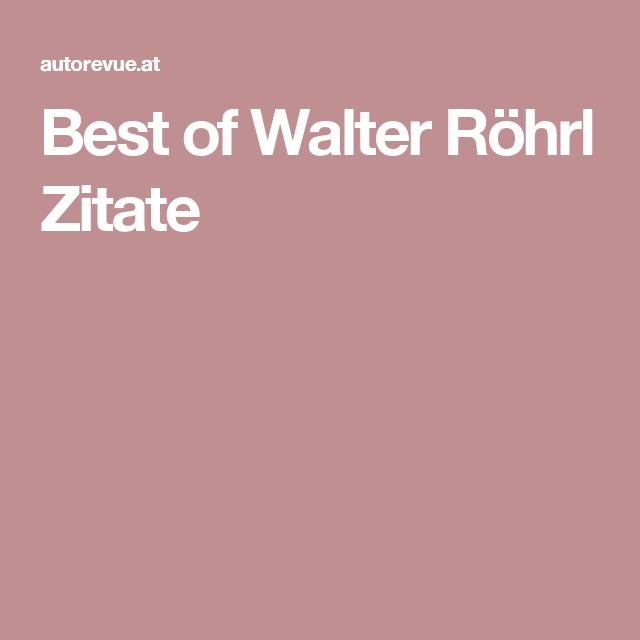 Best Of Walter Rohrl Zitate Sport Quattro Rohrl Walter Rohrl