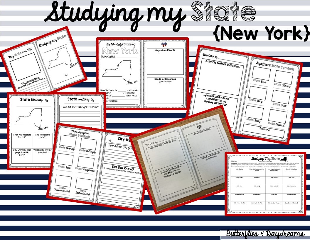 small resolution of State Research \u0026 History Project {New York}   History projects