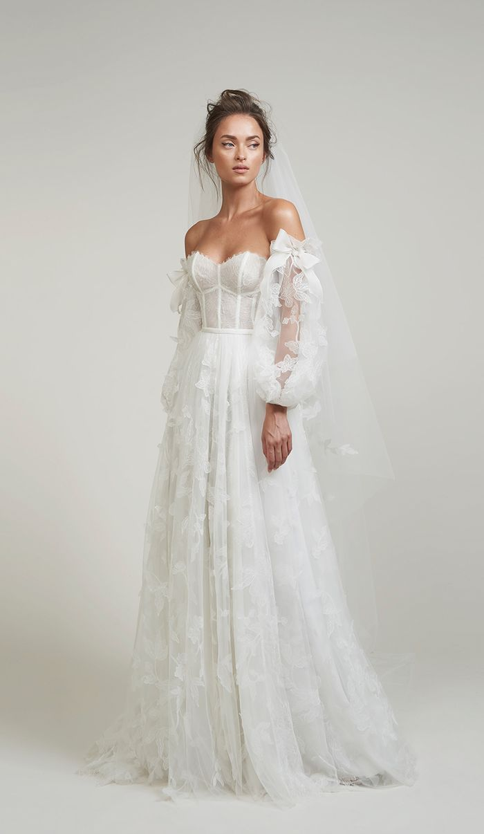 Wedding Dress Trends 2020,