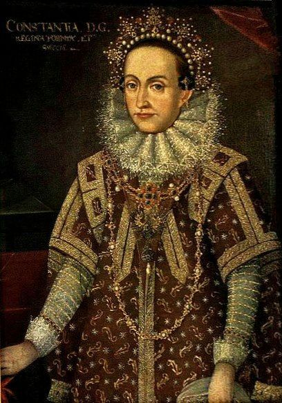 1620 Constance of Austria     More is more!