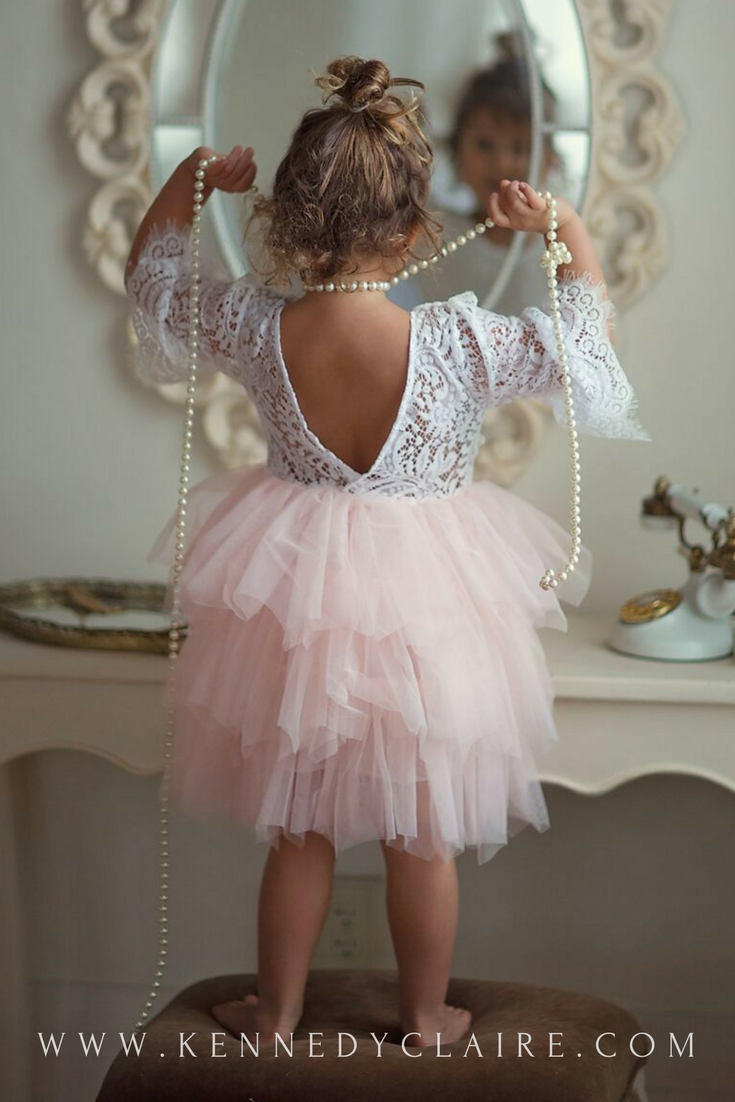 004bd7262 Fancy Baby Girl Dresses for Toddlers and babies. The perfect Flower Girl  Dress, Easter Dress, first birthday Dress or formal wear for baby girls.