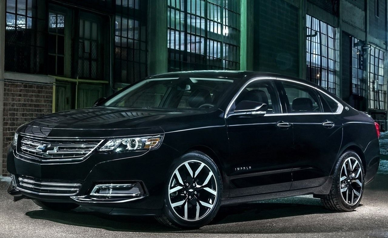 2019 Chevrolet Impala Midnight Edition Release Date And Specs In