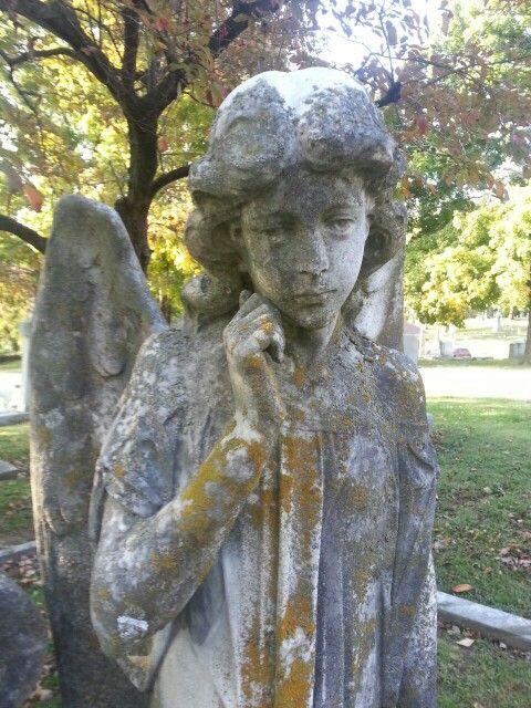 Angel at Mount Olivet, Nashville ~ ღ ~ Skuwandi