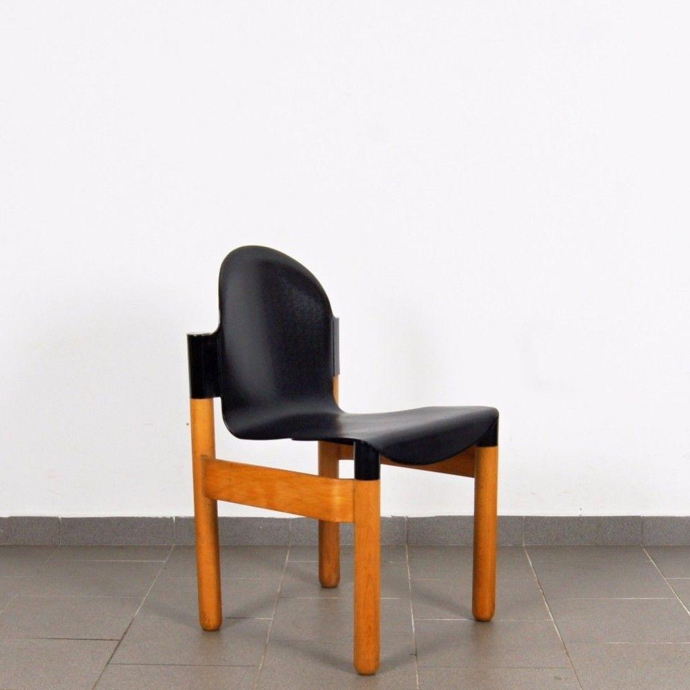 Flex Dinner Chair By Gerd Lange For Thonet 1970s Vintage Design  # Muebles Duk Oiartzun