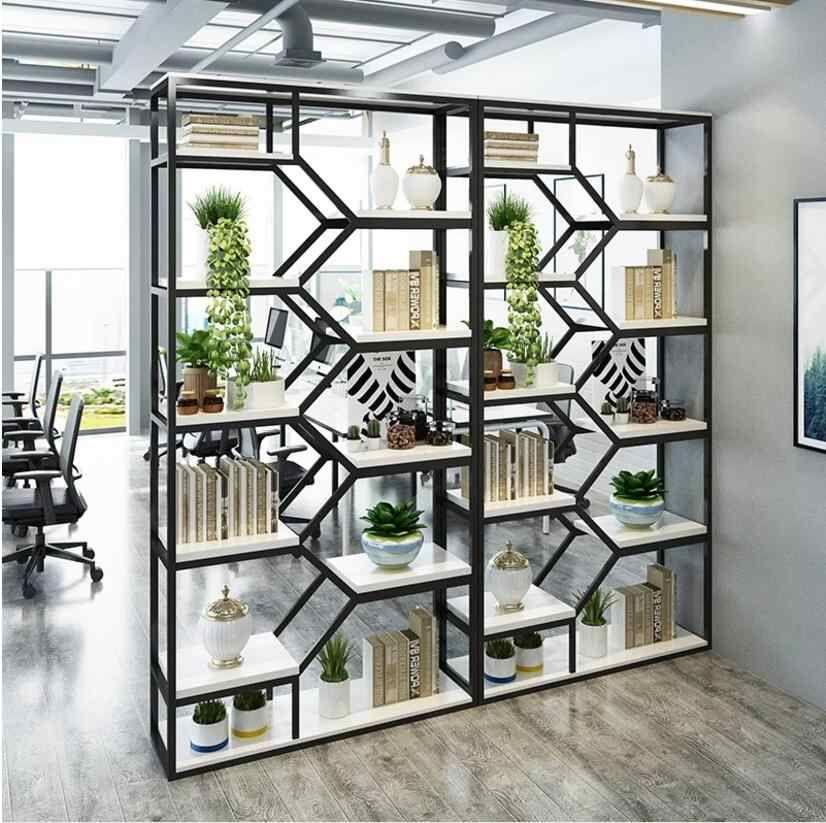 Tieyi living room partition shelf creative shelf display shelf beauty salon cosmetics display cabinet display shelf| |   - AliExpress