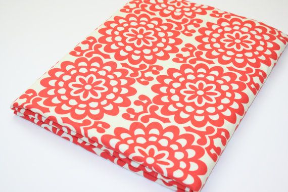 Minky Baby Blanket  Stroller Size Amy Butler by modernmadebaby, $38.00