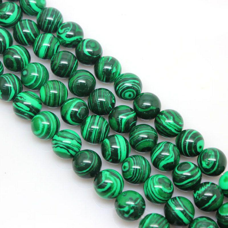 Wholesale Natural Gemstone Stone Spacer Loose Beads 4-12mm DIY Necklace Bracelet