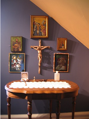 Catholic Home Decorating Ideas | Do You Already Have A Home Altar? What  Items Have