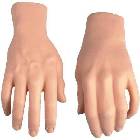 Latex Stage Hands Halloween Accessory Stage, Latex and Walmart - halloween decorations at walmart