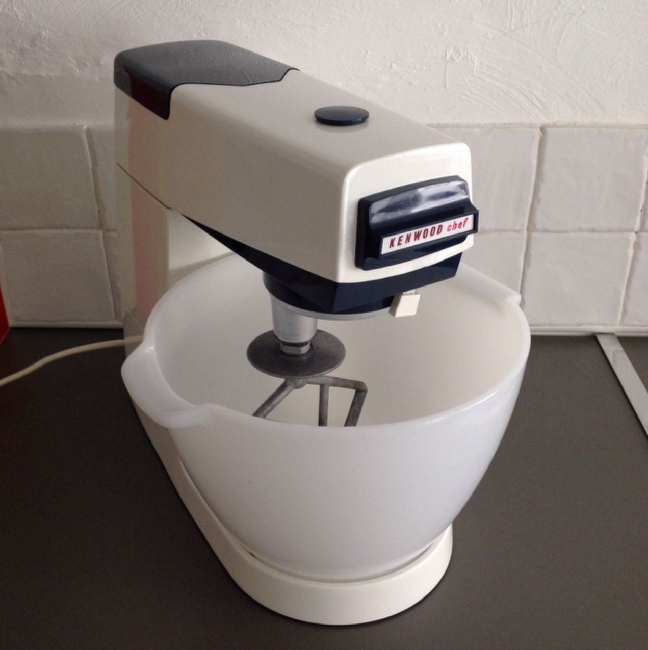 Kenwood Chef A701a Stand Mixer Kenneth Grange