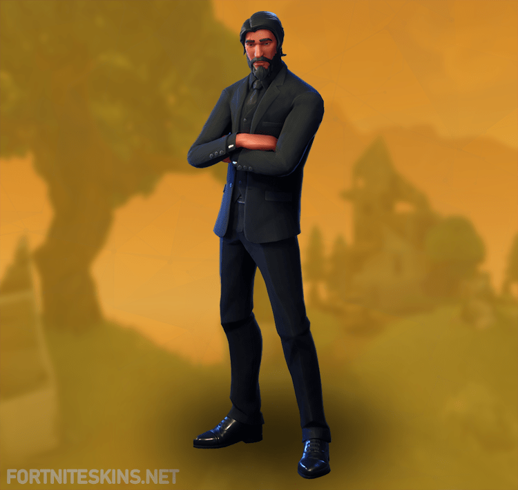 The Reaper Outfit in Fortnite Battle Royale. Reaper