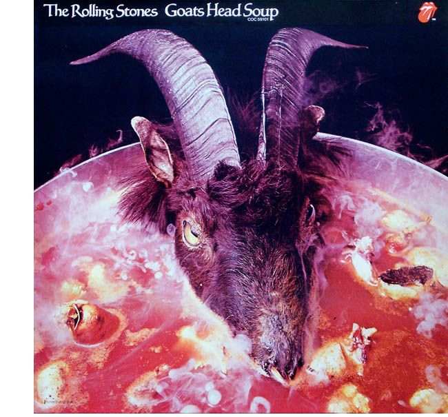 The Rolling Stones Goat S Head Soup 1973 Rotation