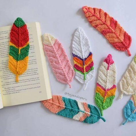 Crochet Feathers Pattern Free Tutorial All The Best Ideas #crochetmandalapattern