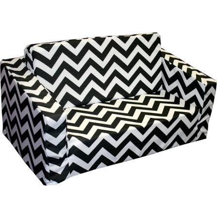 Newco Kidsu0027 Chevron Flip Sofa, Multiple Colors   Walmart.com