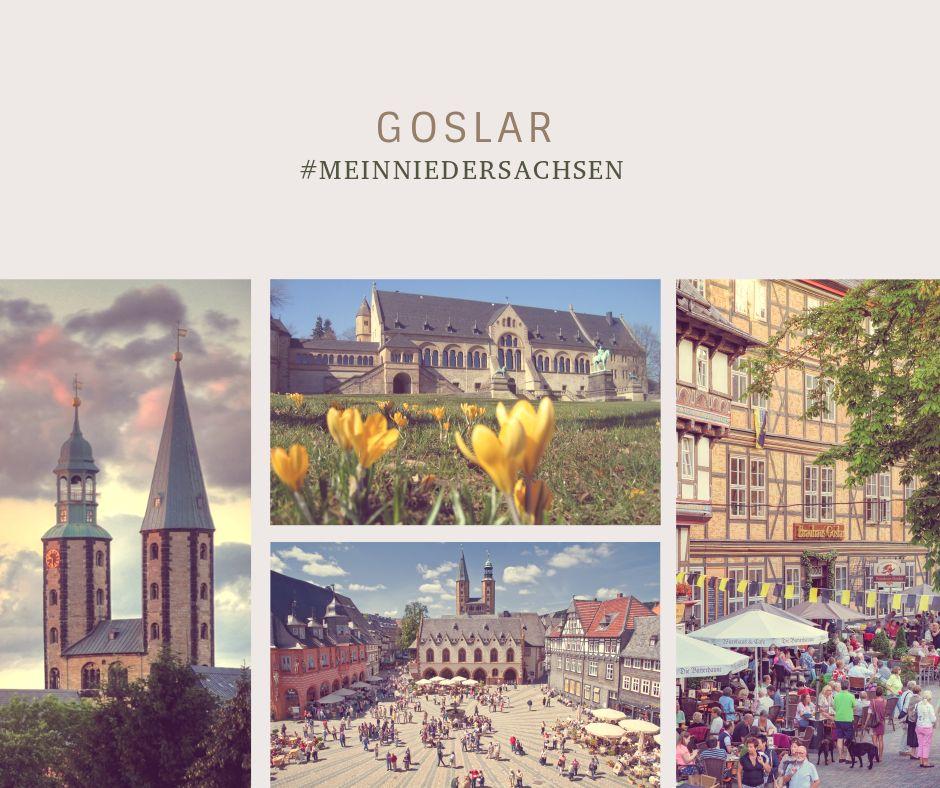 Goslar Goslar Stadt Reisen