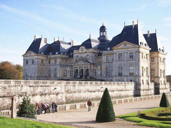 Chateau de Vaux-le-Vicomten