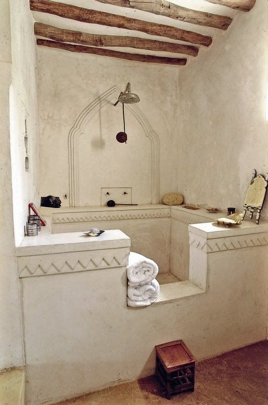 868 336 Exterior Home Design Ideas Remodel Pictures: Moroccan Inspired Bathroom #bathroominspiration #bathroomlove #morocco #interior