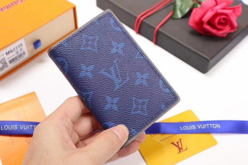 73d4c5e6e5aa 2018 Spring-Summer Show - Louis Vuitton Pocket Organizer M62218 ...