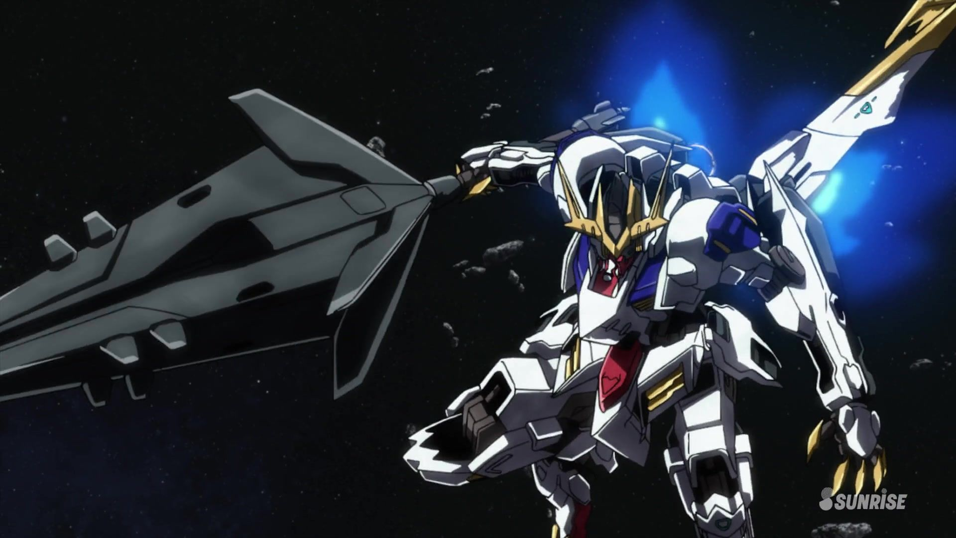 Gundam Barbatos Lupus Rex Wallpaper Anime Wallpaper Gundam