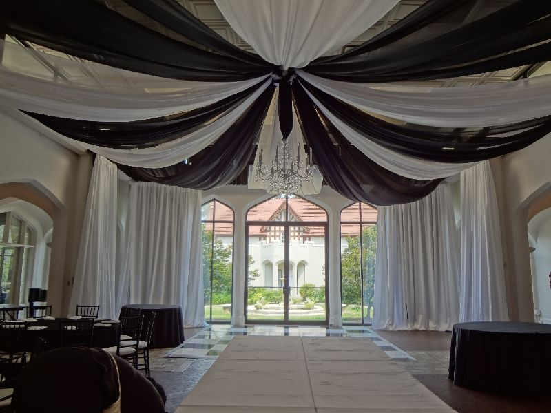 Eventdrapery Com Event Drapery Ceiling Treatments