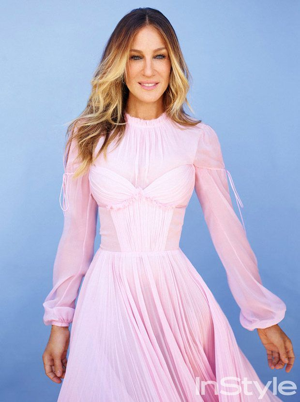 Sarah Jessica Parker Stars in InStyle US January 2017 ...