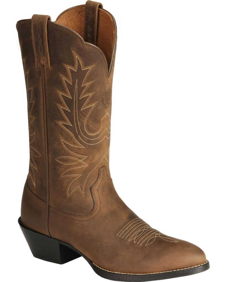 0d2e971490d Ariat Women's Heritage Western Boots - Medium Toe in 2019 | Me ...