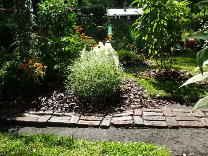 Gartenwege  111 Gartenwege gestalten Beispiele - 7 tolle Materialien für den ...