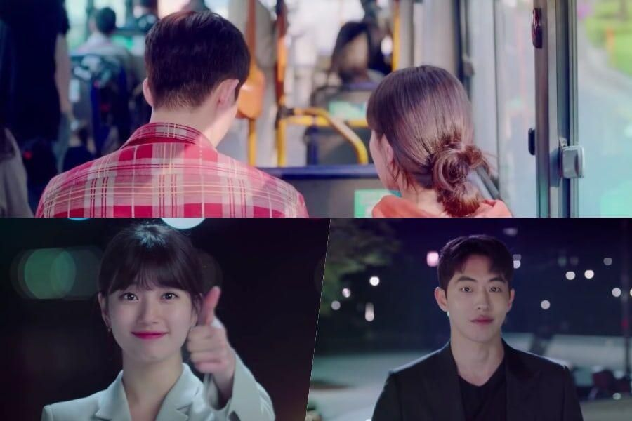 "Watch: Suzy And Nam Joo Hyuk Share A Special Connection In ""Start-Up"" Teaser"