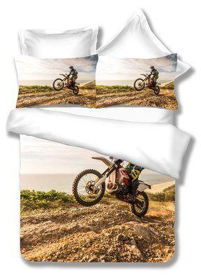 Ensemble De Literie Motocross Serie Elite Chambre Jeff Ensembles