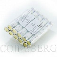 50 coins per roll Random Year roll Ukraine 10 kopecks