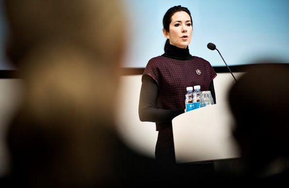 Princess Mary opened 'UN Copenhagen World Goals' conference