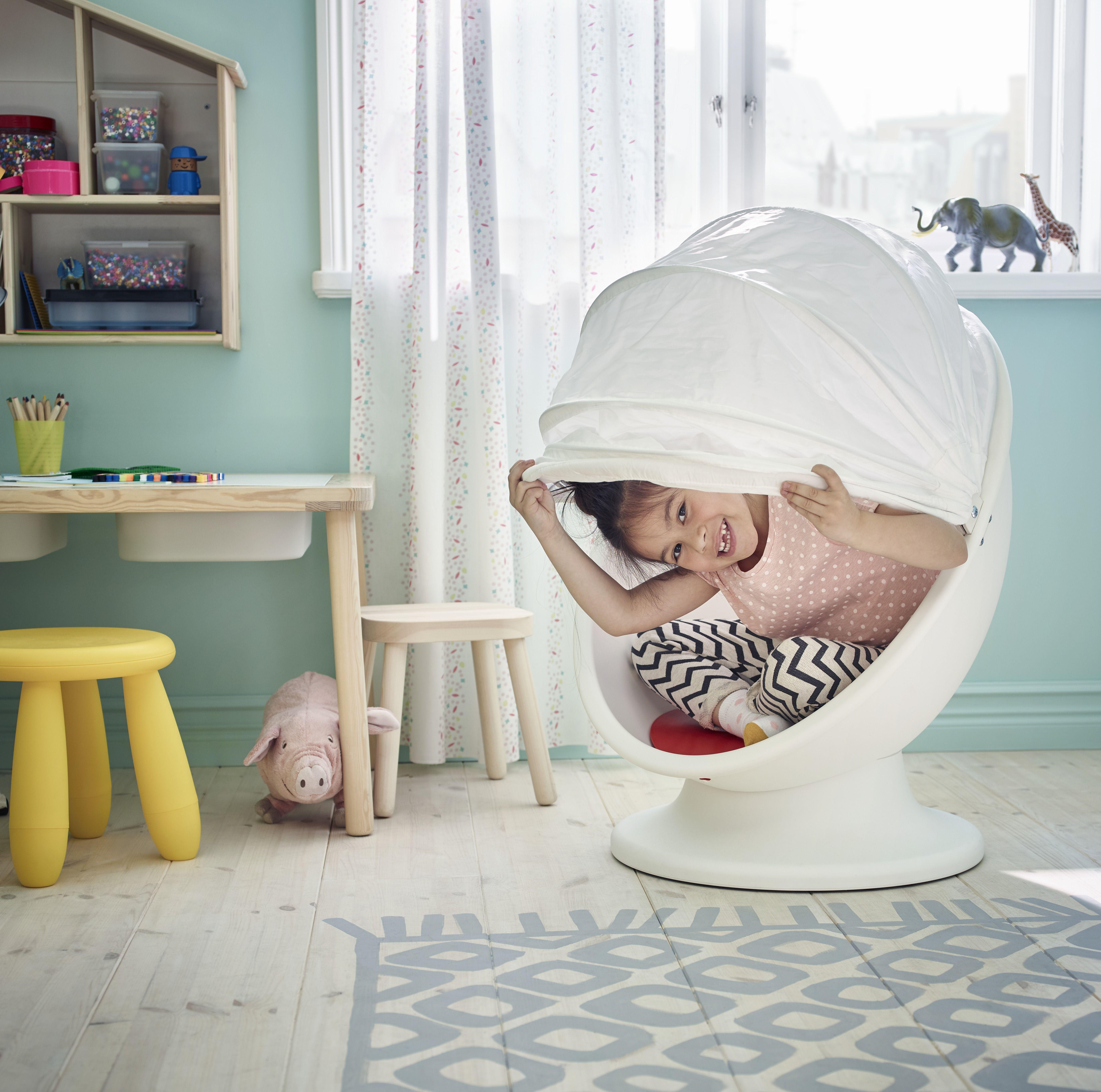 silla colgante ikea niños