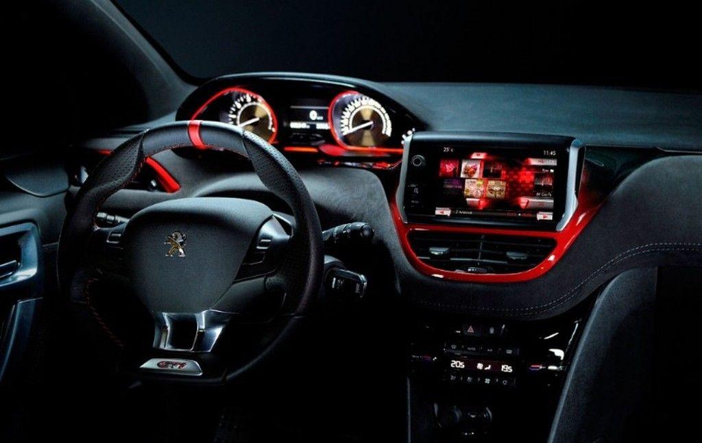 Interieur 208 Gti Con Imagenes Autos Y Motos Parking Autos