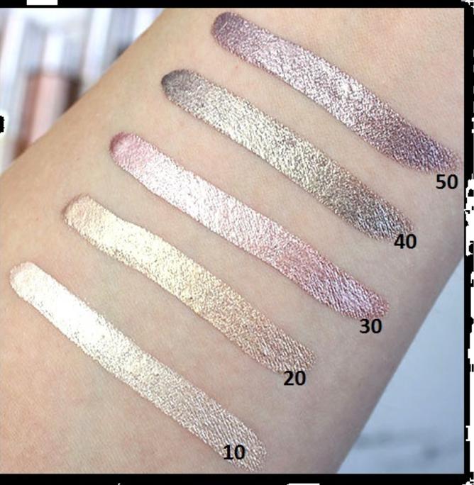 Catrice Liquid Metal Longlasting Cream Eyeshadow