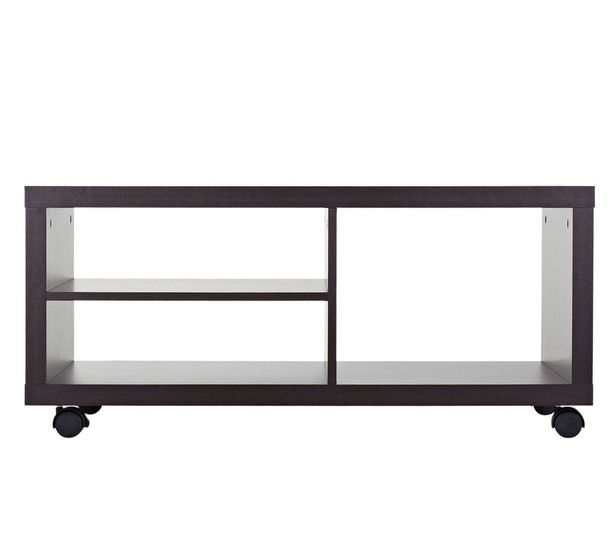 Geo Tv Stand Fantastic Furniture Painted White With New Castors