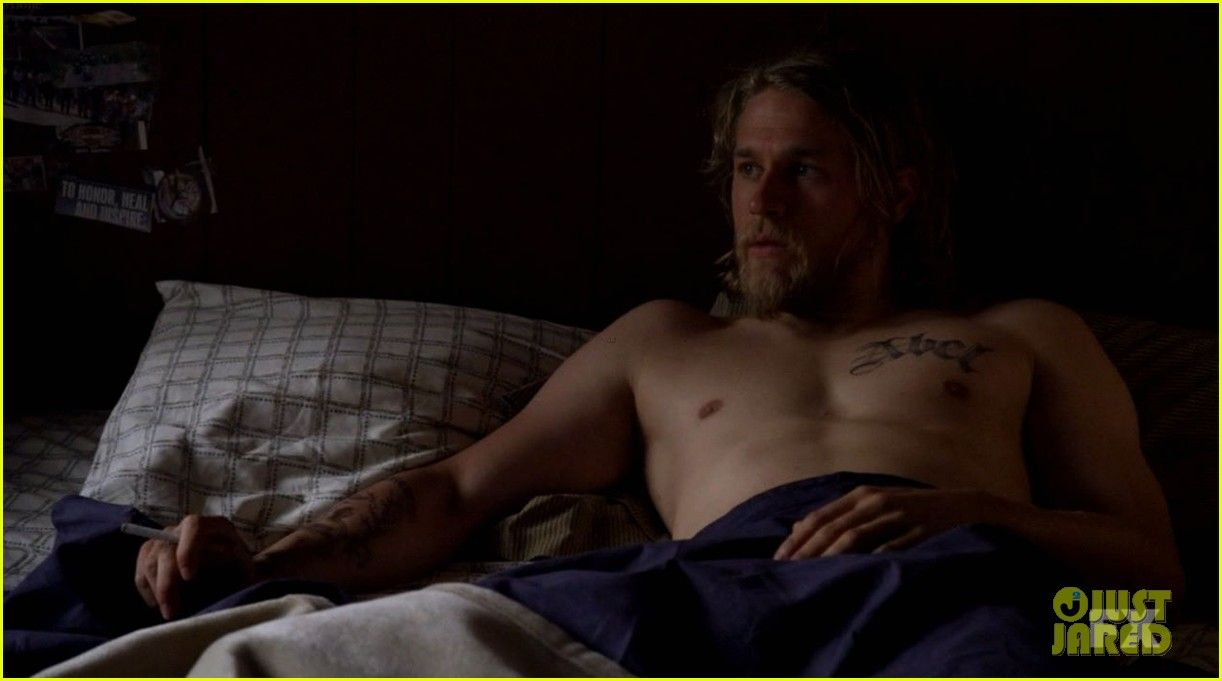 of nude hunnam anarchy sons Charlie