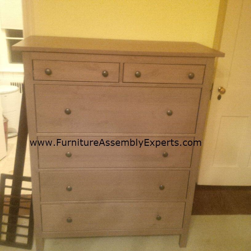 Ikea Hemnes 6 Drawers Chest Assembled In Chevy Chase Md By Furniture Assembly Experts Llc Ikea